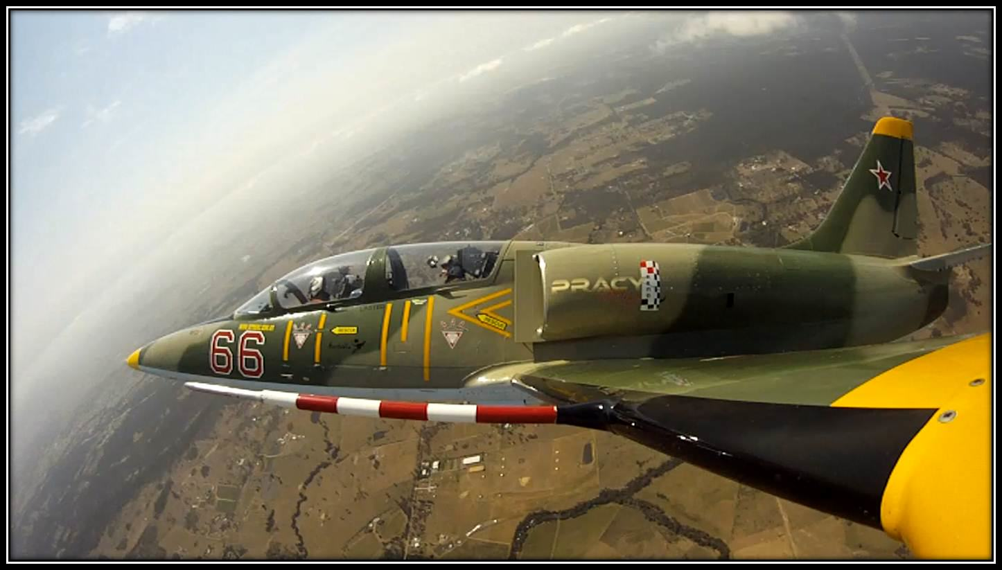 Jetfighter the Hunter Valley Cessnock
